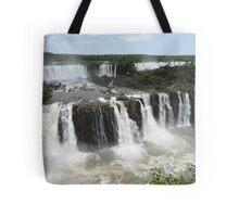 Iguassu Falls, Brazil Tote Bag