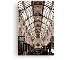 Royal Arcade 2 Canvas Print
