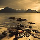 The Black Cuillins by Brian Kerr