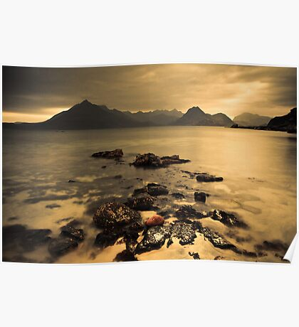 The Black Cuillins Poster