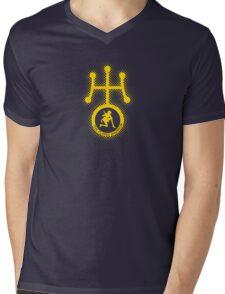 Sailor Uranus (Yellow) Mens V-Neck T-Shirt