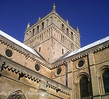 Southwell Minster by Sally-Outram