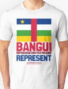 Bangui, Centrafrique. Represent T-Shirt