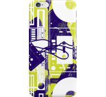 ster·e·o iPhone Case/Skin