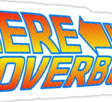 Where is my Hoverboard? Sticker