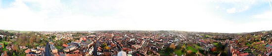Louth Town 360 Degree Panorama by Paul Thompson Photography