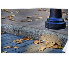 Last Gasp of Autumn Poster
