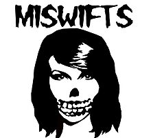 The Miswifts Swift The Fiend Misfits by SailorMeg