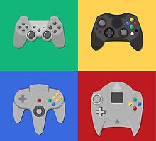 Controllers by BlkSheep93