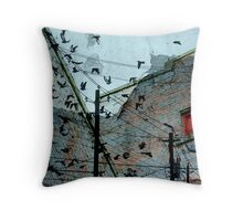 The Freedom Project: Ending Modern-Day Slavery Throw Pillow