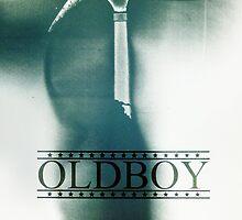 Oldboy Minimalist Poster by Bratwurst !
