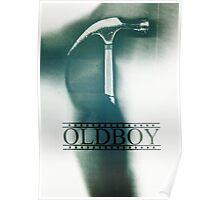 Oldboy Minimalist Poster Poster