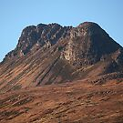 Stac Pollaidh (Stac Polly) by Tony Steel
