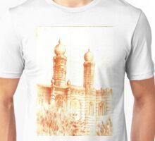Grand Budapest Synagogue Unisex T-Shirt