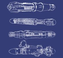 Screwdriver blueprints by Becky Hayes