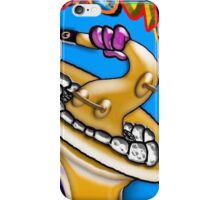 BITING INSECTS iPhone Case/Skin