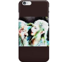 Gandalf and Galadriel iPhone Case/Skin