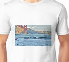 at the point... Unisex T-Shirt