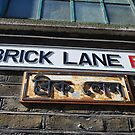 Brick Lane by Sherion