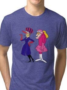 Drag Races Tri-blend T-Shirt