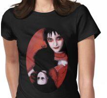 Lydia Deetz Womens Fitted T-Shirt