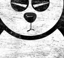 PANDA ACTION Sticker