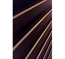 Spiral Lines : abstract Photographic Print