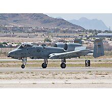 A-10A Thunderbolt II, WA AF 80-0200 Landing Photographic Print