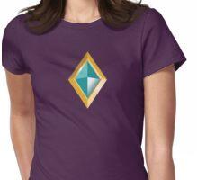 Goddess Sword's Gem Womens Fitted T-Shirt