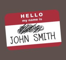 Hello my name is John Smith by ofthebaltic