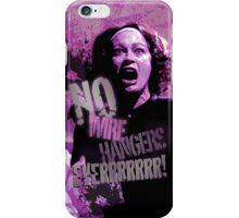 No Wire Hangers Mommie Dearest Tshirt & Iphone! iPhone Case/Skin