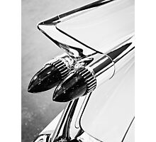1959 Cadillac Fins Photographic Print