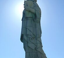 Statue of Liberty in Las Vegas by dgscotland