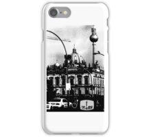 BERLIN TV TOWER iPhone Case/Skin