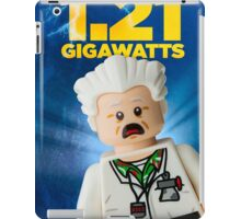 Lego Back To The Future iPad Case/Skin