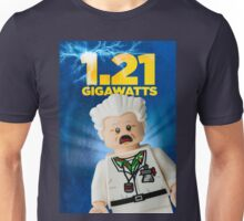 Lego Back To The Future Unisex T-Shirt