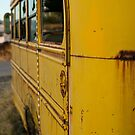 The Old Bus by thruHislens .
