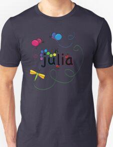 julia w bugs T-Shirt