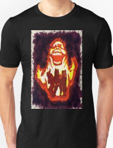 Pumpkin carving Ghost Busters T-Shirt