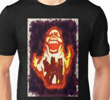 Pumpkin carving Ghost Busters Unisex T-Shirt