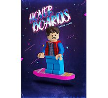 Back To The Future  Lego Marty Mcfly Photographic Print