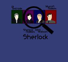 BBC Sherlock Squares T-Shirt