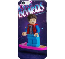 Back To The Future  Lego Marty Mcfly iPhone Case/Skin