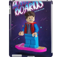 Back To The Future  Lego Marty Mcfly iPad Case/Skin