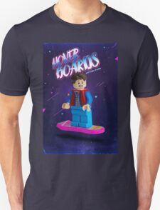 Back To The Future  Lego Marty Mcfly Unisex T-Shirt