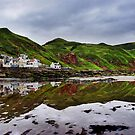 Gardenstown Reflection by RJE58