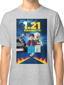 Lego Back To The Future -  Marty McFly Classic T-Shirt
