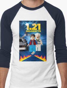 Lego Back To The Future -  Marty McFly Men's Baseball ¾ T-Shirt