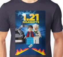 Lego Back To The Future -  Marty McFly Unisex T-Shirt