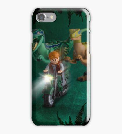 Lego Jurassic World iPhone Case/Skin